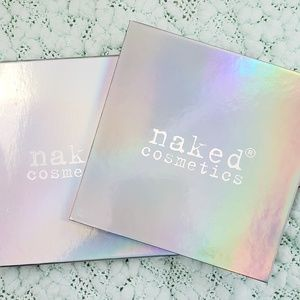 Holographic Highlighter Collection |Naked Cosmetic